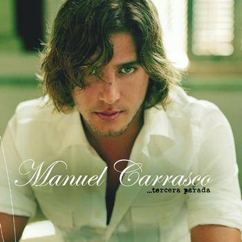 cover Tercera Parada manuel carrasco portada Tercera Parada, disco Tercera Parada Manuel Carrasco album