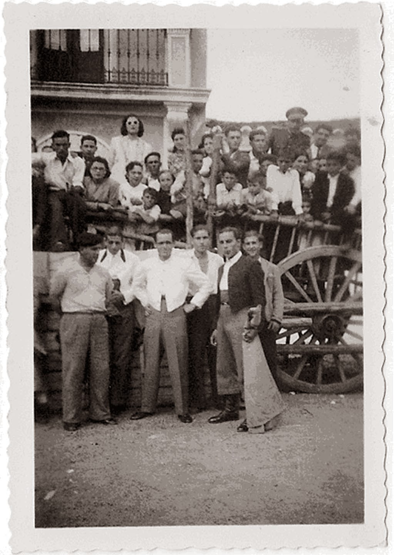Fotos antiguas de villagonzalo badajoz 96