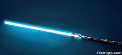 star wars laser sword