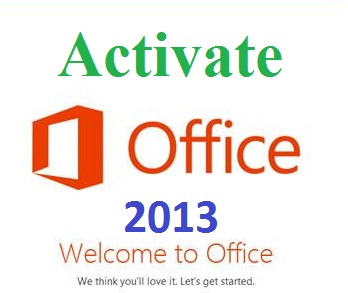 MICROSOFT OFFICE 2013 SERIAL KEY FOR ACTIVATION
