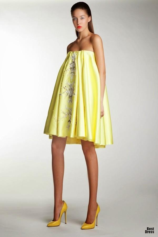 Vestidos cortos de fiesta | Moda en Vestidos 2015