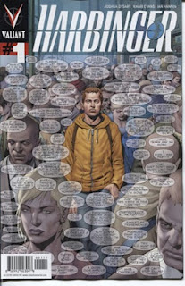 Harbinger #1 Valiant Comics