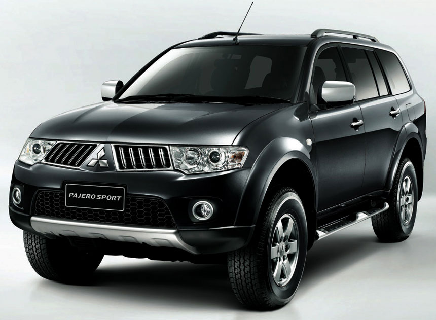 Car Reviews Mitsubishi Pajero Sport | carmadness | car reviews | car ...