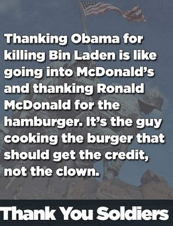 Obama Taking Credit for bin Laden was a 'Cheap Shot'