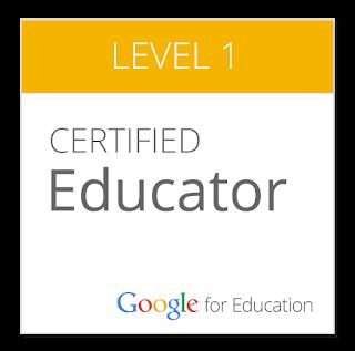 Certified Educator - Level 1