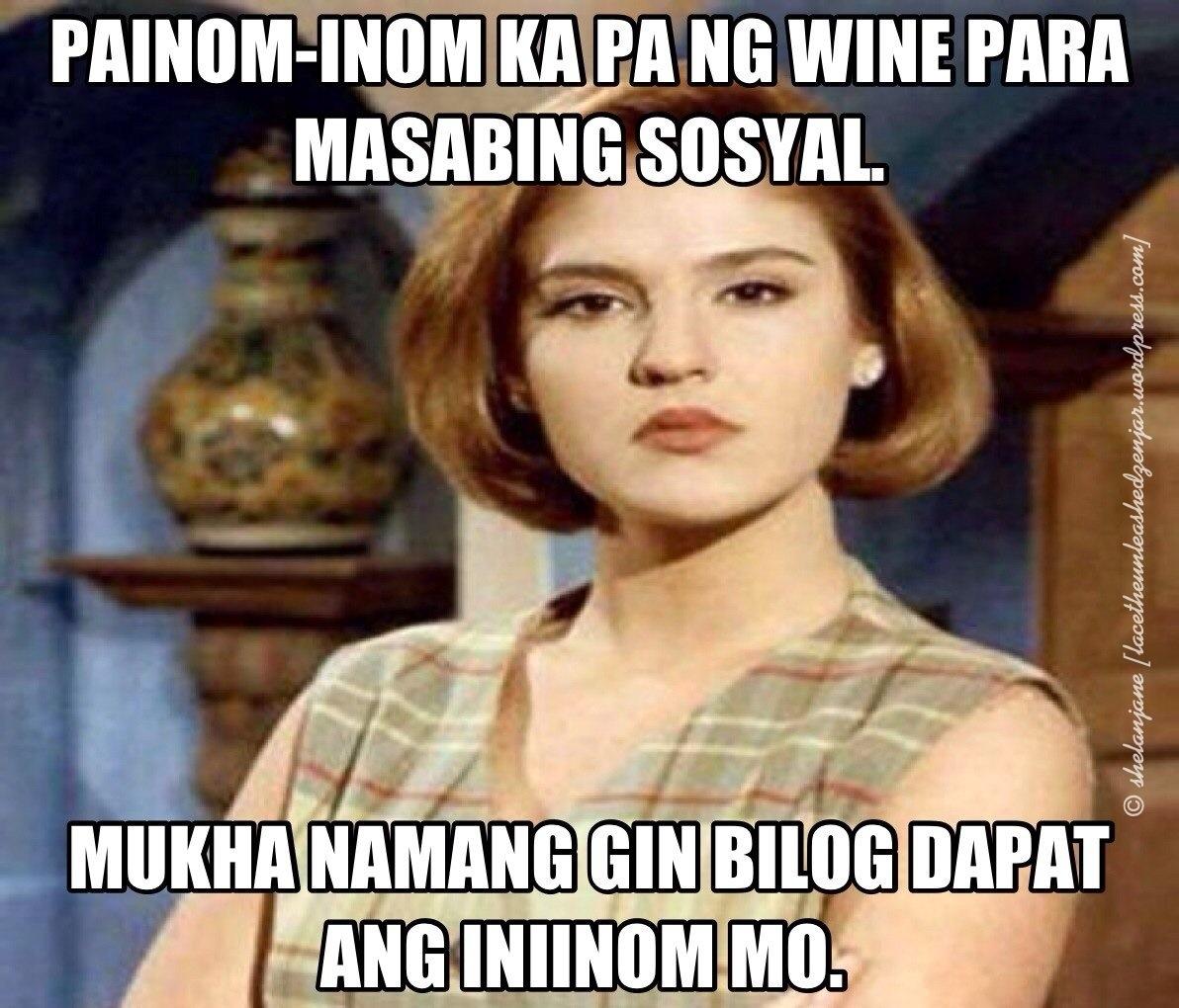 Funny Pinoy Meme Photos : Senyora santibanez funny meme pinoy jokes atbp