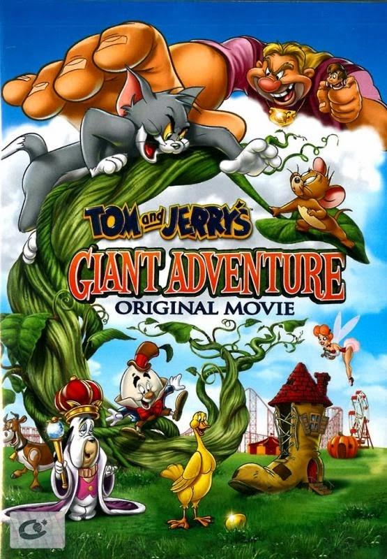 ดูการ์ตูน  ทอมกับเจอร์รี่ ตอน แจ็คตะลุยเมืองยักษ์