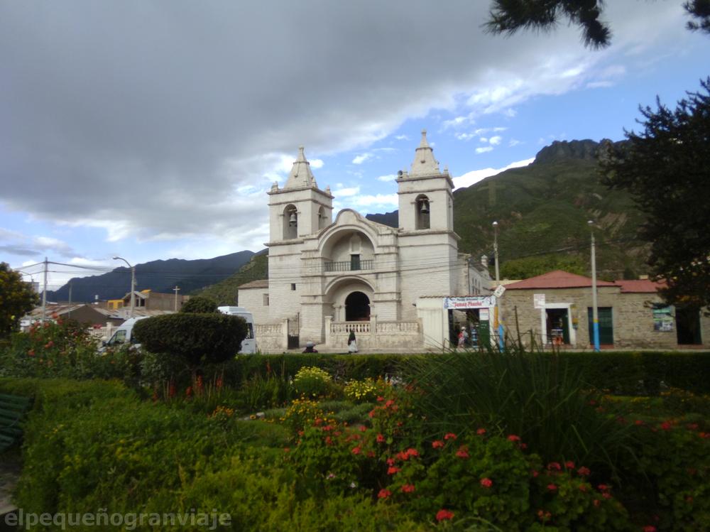 Arequipa Valle de Colca Chivay