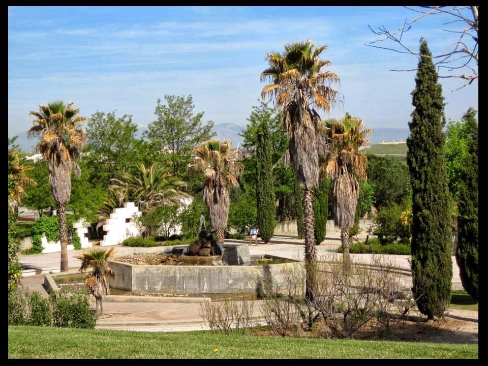 Merime vivir es una aventura parque juan carlos i for Jardin islamico