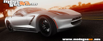 SA - Chevrolet Corvette C7 Stingray v1.0.1