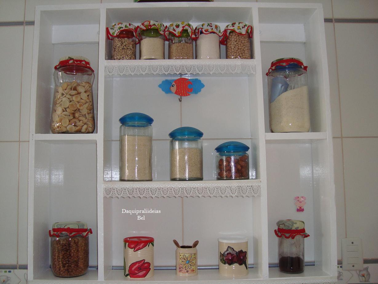 decoracao cozinha nichos : decoracao cozinha nichos:daquipraliideias: NICHO NA COZINHA
