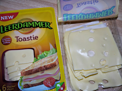 Leerdammer Toastie