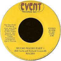 Macho - Mucho Macho (1977)