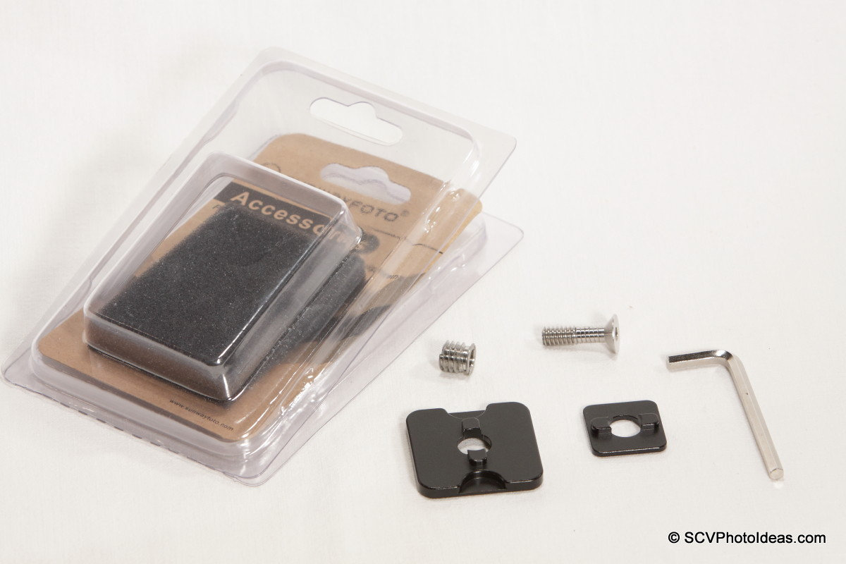 Sunwayfoto MPP-01 case contents