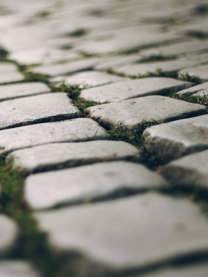 Street Stones Macro  Galaxy Note HD Wallpaper