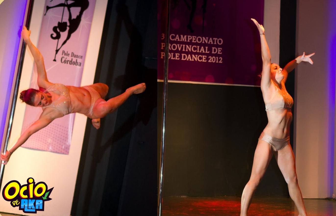 Pole Dance: Te presentamos la representante Argentina