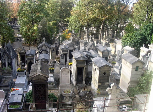 Père Lachaise Mezarlığı