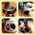 Breakfast Chocolate Cupcake