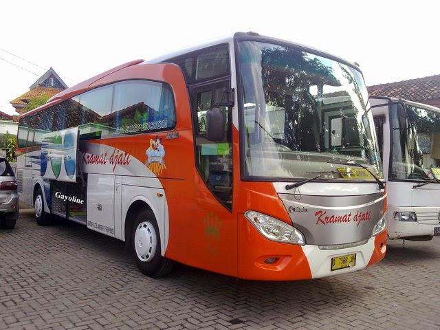 Sejarah Bus Kramat Djati di Bandung - Jetbus