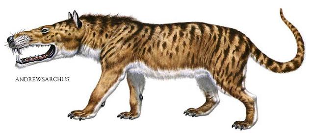 El Andrewsarchus, un gran mamifero carnivoro