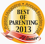 BEST OF PARENTING SIX YEARS IN A ROW!