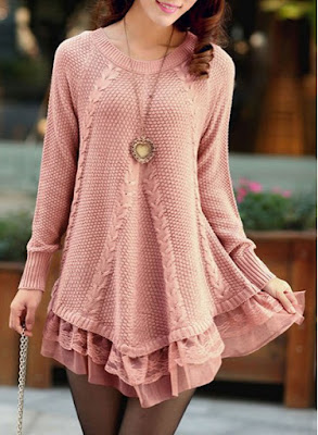 sammy dress-laciness-sweater