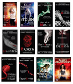 Otherworld Series by Kelley Armstrong
