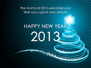 Happy New Year 2013 Greeting Cards