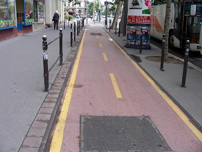 """""""Надеемся, что это будет безопасно для велосипедистов"""": в Киеве планируют обустроить велодорожки на полосах общественного транспорта - Цензор.НЕТ 5265"""