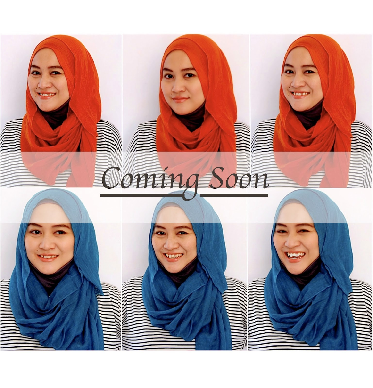 Wwwmiafauziacom Housewifing With Style Hijab Tutorial By