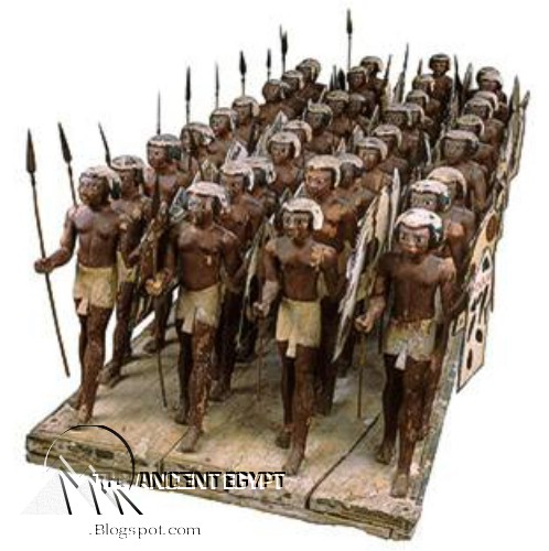 Military Ranks Of The Ancient Egyptian Army | The Ancient Egypt