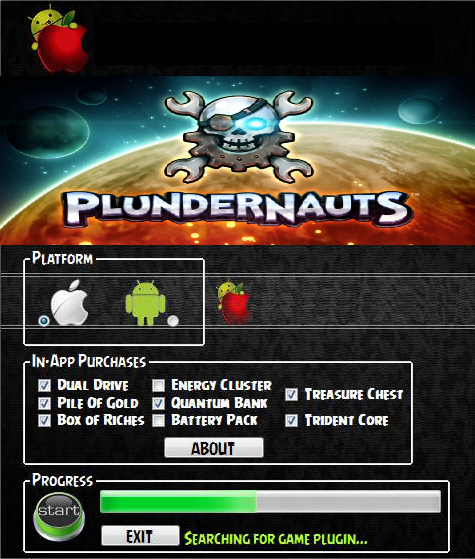 Plundernauts Hack & Cheat