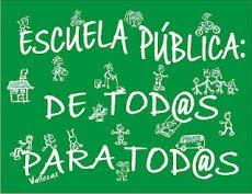 Defendiendo la Escuela Pública