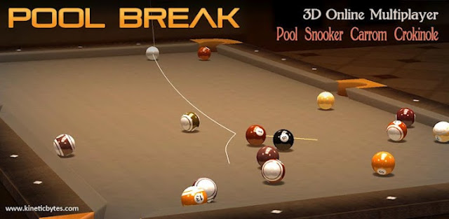 Pool Break Pro 3D Apk v2.5.0 Full