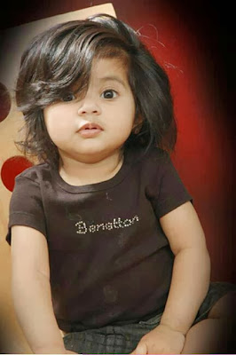 Cute and Sweet Little Girl