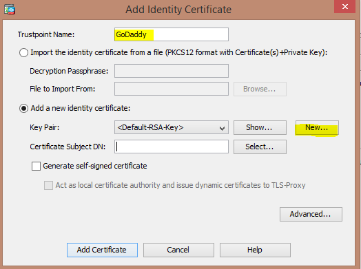 Adam1115\'s Blog: How to install a Go Daddy Certificate on a Cisco ...