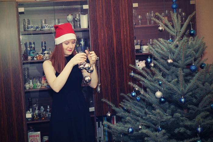 style without limits, vánoce, módní blogerka, stáž v cosmopolitanu