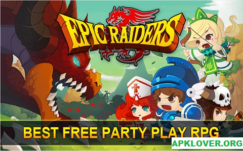 Download direct link Android Games Epic Raiders v1.0.7 Mod Free