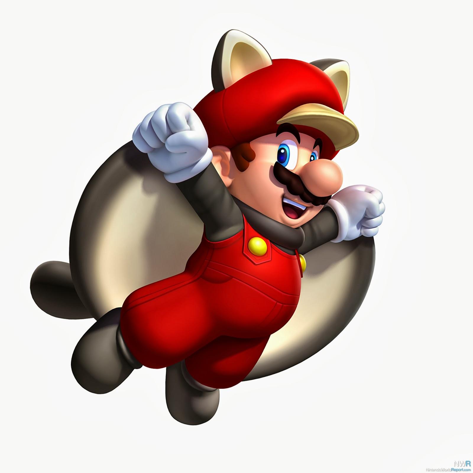 SuperPhillip Central: Top Ten Mario Power-Ups/Suits (2013 Edition)