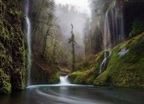 Cascadas en Canadá / Canada Waterfalls