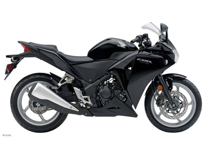honda cbr250r black. the all-new Honda CBR250R!