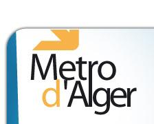 site METRO ALGER 2012