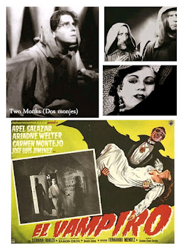 Two Monks/Dos Monjes (1934) The Vampire/El Vampiro (1957) 1 DVD