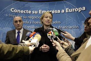 Marta Gastón cree que las empresas aragonesas deben incorporar a su cultura corporativa la Responsabilidad Social
