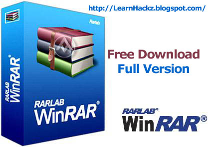 WinRar 64 bit and 32 bit Windows 10 8 and 7 Free Download Full Version