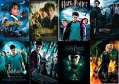 Harry Potter - complete