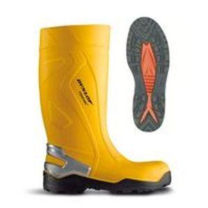 Dunlop Boots Yellow7