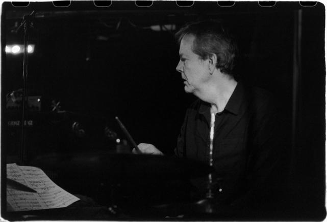 tom rainey (payen - laubrock quartet)