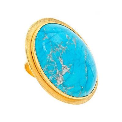 boticca turquoise ring