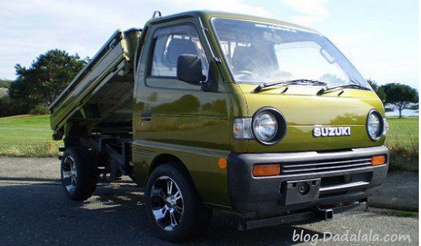 Koleksi Mobil Pick Up Keren Banget